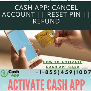 Cash App is a mobile payment service app developed by Square, Inc., which allow users to trans...jpg